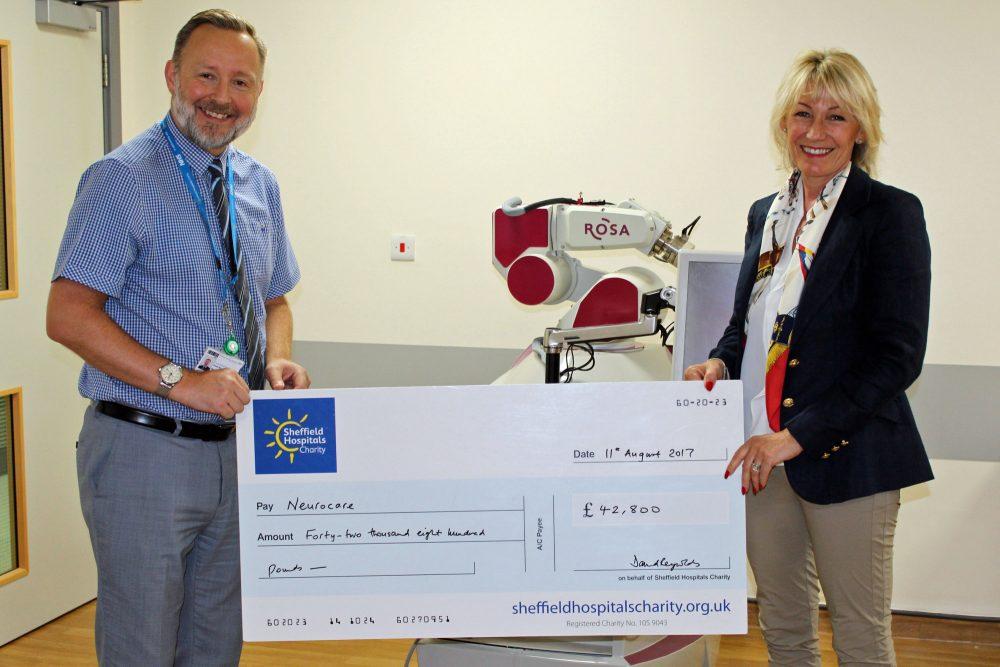 Sheffield Hospital Charity